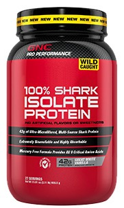 GNC Shark Protein