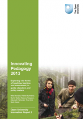 innovating pedagogy cover