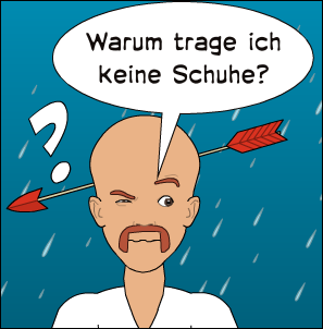 German comic