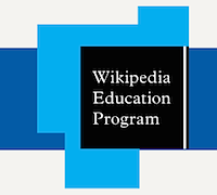 Wikipedia Education Program logo